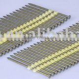 galvanized Smooth Shank Plastic Strip Nail