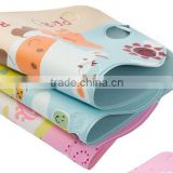 PM3327 China Factory Wholesale Cheap High Quality Baby Foldable Anti-slip Bath Mat for Bathtub