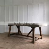 outdoor furniture general use concrete top table for sale                                                                         Quality Choice