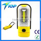 1COB+2SMD With Hook And Magnet LED Flexible Flashlight