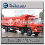 dongfeng 8*4 25cbm heavy dump trucks tipper trucks 40tons 50tons 60tons 340hp