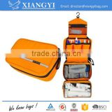 Waterproof Compact hanging cosmetic Toiletry Travel Bag Cosmetic Pouch                                                                         Quality Choice