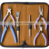 6PC Jewelry Making Tool kit(JP3028) with pliers tool sets with different sizes