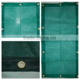 100% virgin and new HDPE construction scaffolding safety net / construction safety equipment net