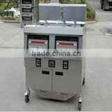 Energy-saving natural gas open fryer in henny penny style(CE,manufacturer)