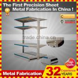customized made school furniture metal library bookshelf