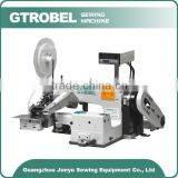golden wheel industrial sewing equipment sewing machine for heavy fabrics