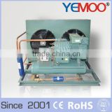 Hangzhou Yemoo air cooled water chiller monoblock refrigeration unit for cold storage room
