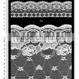 china factory wholesale lace/cotton nylon lace trims