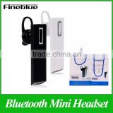 New Bluetooth Headset Fineblue Mini 5s Stereo Blutooth Headset Wireless Headphone Answer Call Listen Music For Business