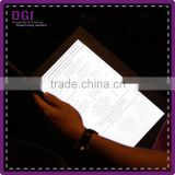 (Patent 2014-2-0239452.0) Factory Price Only ! Hotel restaurant used lighted LED menu covers , LED menu book for sale