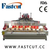 double color board lotus plates Air cooling spindle linear lineal line rail cnc cutting tool