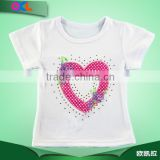 China top clothing oem supplier best price t shirt wholesale china