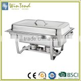 Food warmer catering equipment cheap buffet chafing dish price                                                                         Quality Choice