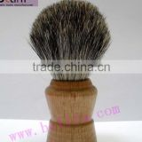 Belifa badger shaving brush for shaving wood handle professional knot size 22mm compact hair