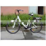 "26"" Mid engine electric bike"
