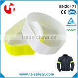 fluorescent PVC band leg arm strap reflective hook and loop band