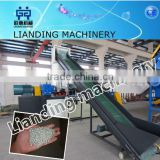 LDPE HDPE PP film granulating machine line/PE PP film pelletizing machine line/Waste plastic granule making machine                                                                                                         Supplier's Choice