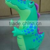 kids toy inflatable dinosaur punching bag