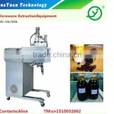Microwave Extraction system for institute