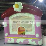 Hot sale funny inflatable castle house, backyard inflatable jumper, indoor giant inflatable bouncer for kids and adults