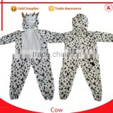 cosplay latex sex animal kids costumes inflatable cow costume for girls