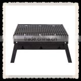 Popular charcoal bbq grill plate for gas stove for 2-3 people popular in European and American