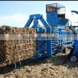 Dry Hay Baling Pressing Machine corn stalk baling machine, hay baling machine,rice stalk baling machine, wheat stalk baling mac