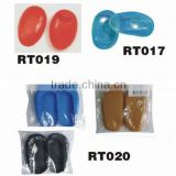 salon ear covers hair ear covers silicon and plastic