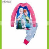 frozen night dresses girls frozen sleepwear anna elsa princess pajamas kids printed funny pyjamas children long sleeve pijamas                                                                         Quality Choice