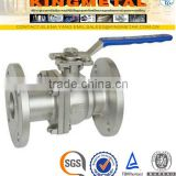 SS316 Stainless Steel 6 Inch Ball Valve