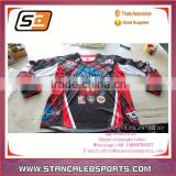 Stan Caleb custom Malaysia custom sublimation paintball jerseys college paintball team school jersey
