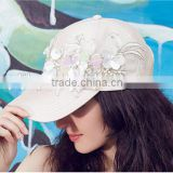 wholesale custom fashion rhinestone baseball hat