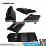 Fashionable foldable nano solar panels, cheapest factory price buy nano solar panels from Ivopower manufacturer directly