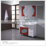 2013 new design and best seller wholesale formaldehyde free lacquer modern bathroom furniture TB-8028 cheap bathroom vanity