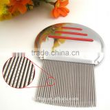 wholesale cheap long teeth metal head lice free comb