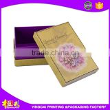 Hot China factory clear diamond shape boxes with fast delivery