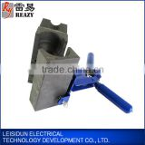Guangzhou customizable graphite exothermic melting thermite welding mould / graphite mold
