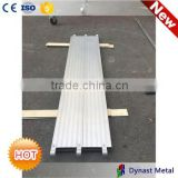 Used for Scaffolding frame for sale 7ft 8ft 10ft 19inch width All Aluminum walk board scaffolding plank