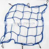 Hot selling Safety net, motorcycle helmet net, elastic helmet net, bungee helmet net wholesale