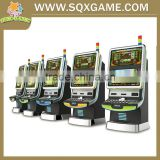 2015 New hot selling ghost bowling amusement arcade game machine with high quality