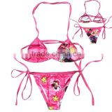 lovely little girls bikini ,sexi swimsuite,girls's swimwear mickey