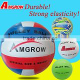 sports equipments soft leather ball cricket ball