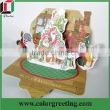 factory price offset customized hardcover kids pop up book full color printing child book china printing service