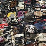 used shoes fashion clean