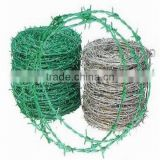 weight barbed wire