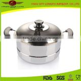 Cookware Stainless Steel stainless steel Gas Food Steamer Pot