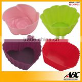 Food Safety Silicone Bakery Cake Decoration