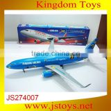 2015 new design miniature toy plane made in china