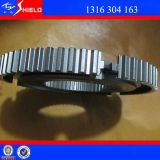 China heavy duty truck and bus transmission gearbox parts synchronizer hub 1316304163